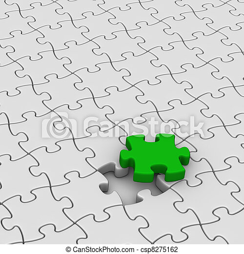 jigsaw puzzle - csp8275162
