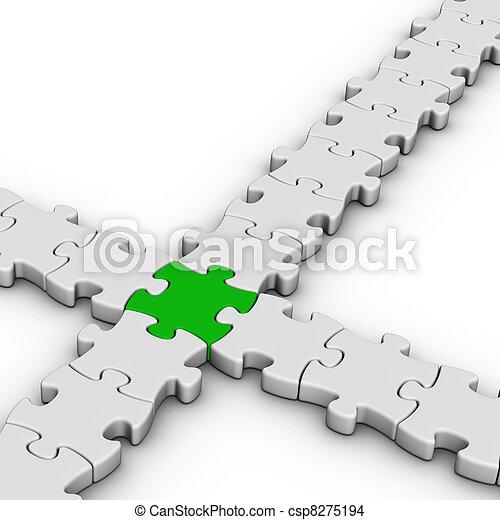 jigsaw puzzle - csp8275194