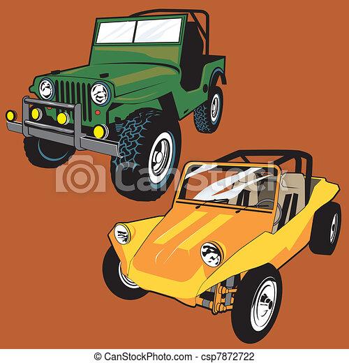 jipe buggy antigas duna