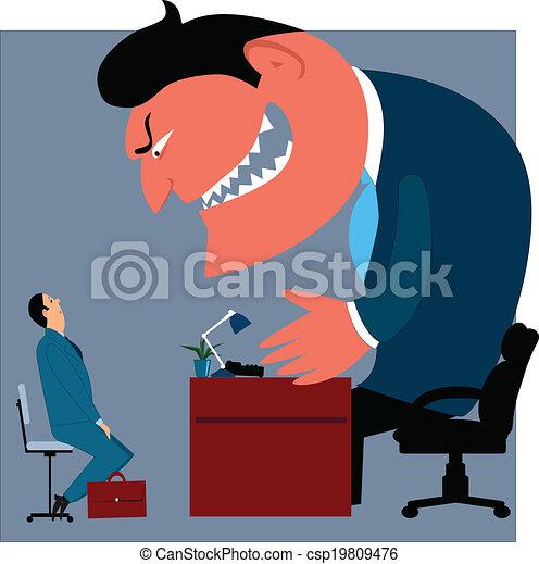 Job interview - csp19809476