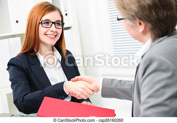 Job interview - csp26160260