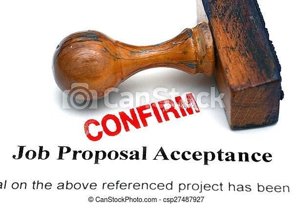 Job proposal - csp27487927