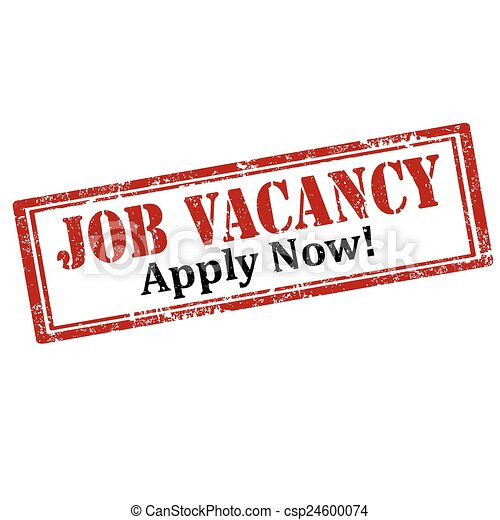 Job Vacancy-stamp - csp24600074