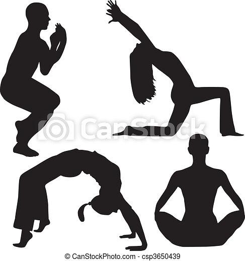 Yoga - csp3650439