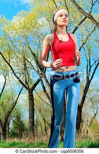 jogger - csp6506356