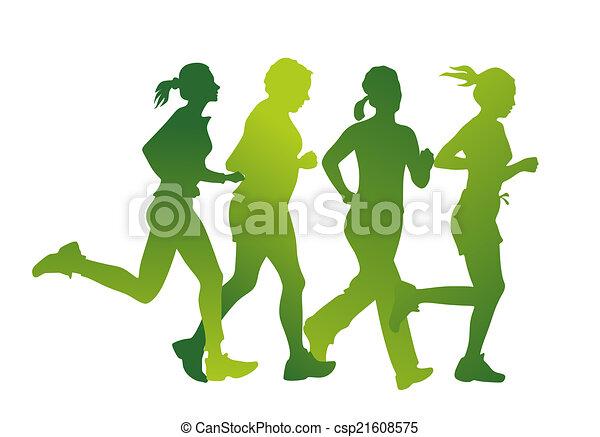 jogger - csp21608575