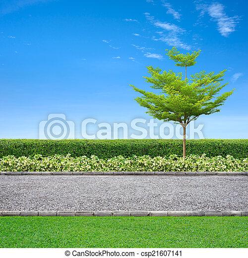 Jogging track - csp21607141