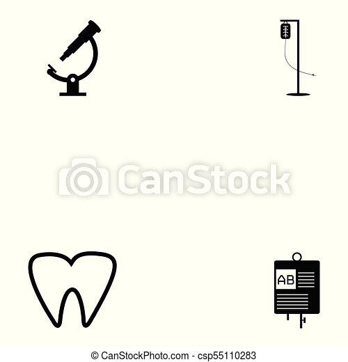 jogo, saúde, ícone - csp55110283
