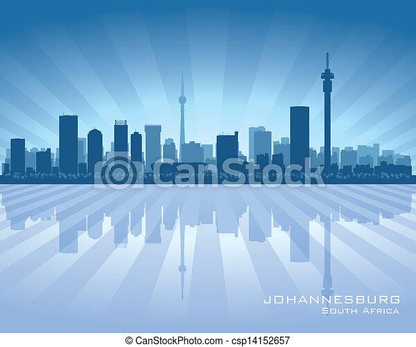 Johannesburg south africa city skyline silhouette vector clipart johannesburg south africa city skyline silhouette csp14152657 thecheapjerseys Image collections