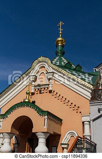 John the Baptist church, Nizhny Novgorod, Russia - csp11894336