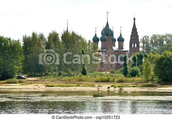 John the Baptist church, Yaroslavl, Russia - csp10251723