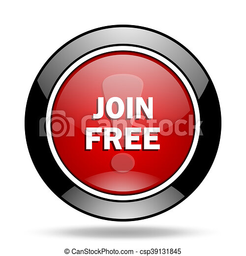 join free icon - csp39131845