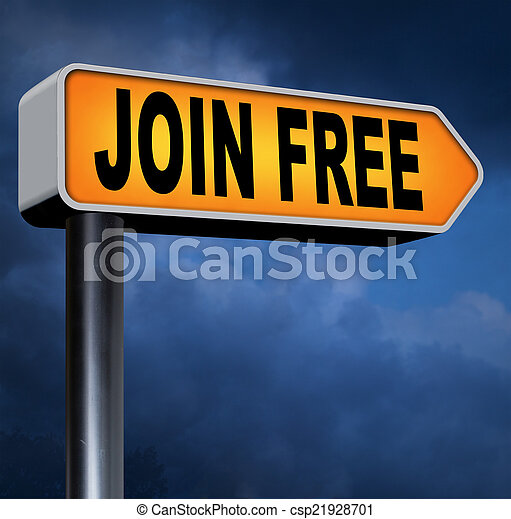 join us free - csp21928701