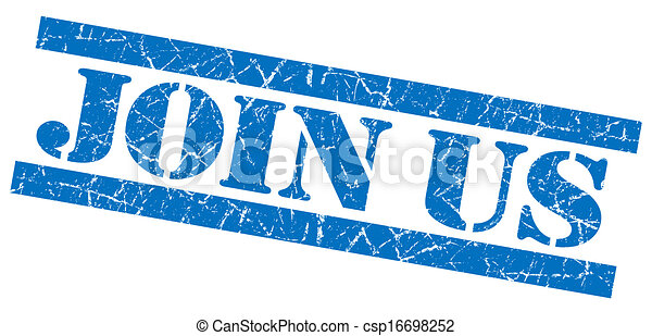 join us grunge blue stamp stock illustrations search clipart rh canstockphoto com Its Playtime Clip Art Thinking Clip Art