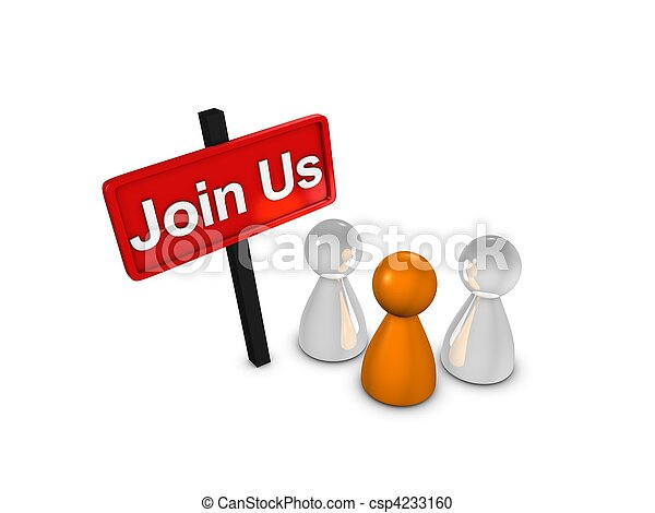 Join Us - csp4233160