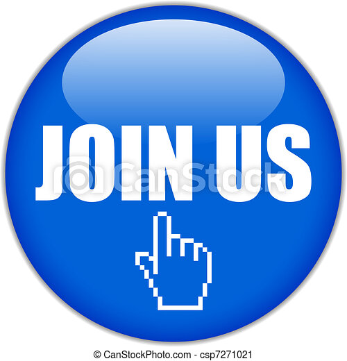 Join us vector button - csp7271021