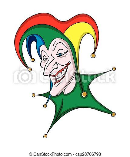 joker vector icon eps vectors search clip art illustration rh canstockphoto com joker vector wallpaper joker vector eps