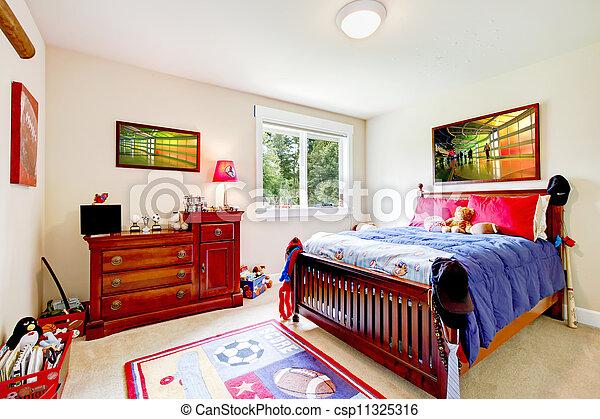 Slaapkamer Voor Baby.Jongen Kleurrijke Hout Slaapkamer Baby Meubel Art Jongen