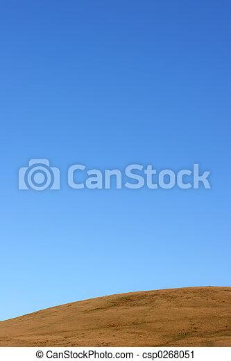 jord, himmel - csp0268051