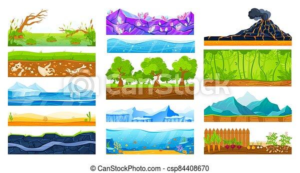 Gyttja platt Stock Illustrations Bilder. 826 Gyttja platt
