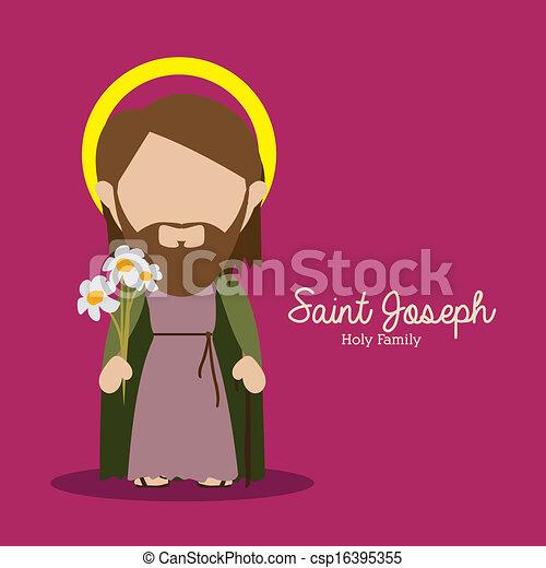 joseph, saint - csp16395355