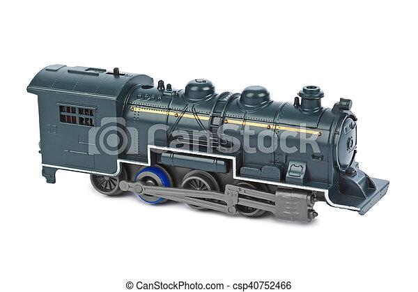 jouet, locomotive - csp40752466