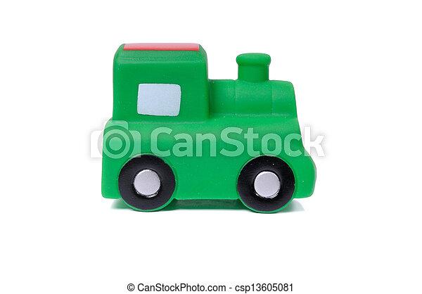 jouet, locomotive - csp13605081