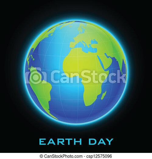 jour terre - csp12575096