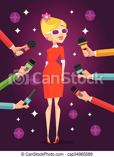Interview illustrations and clipart (25,655) - Can Stock Photo