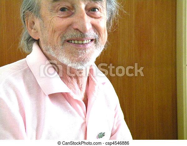 joy pensioner - csp4546886