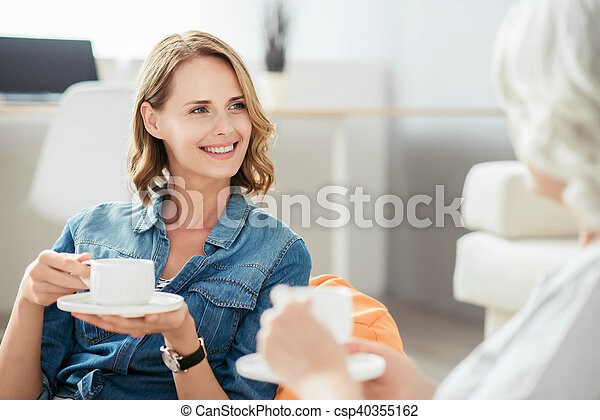joyful-woman-drinking-coffee-with-her-stock-image_csp40355162 The best way to Get a Good Cost on an Ex-girlfriend Bride