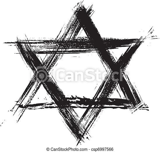 Judaísmo sumbol - csp6997566
