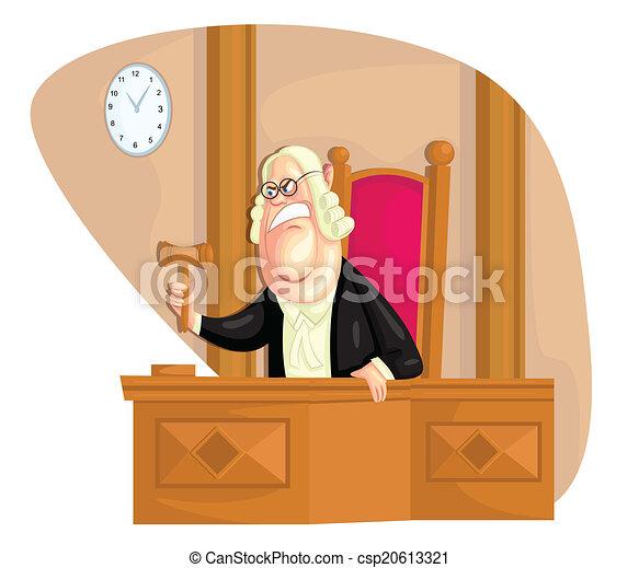 Judge - csp20613321