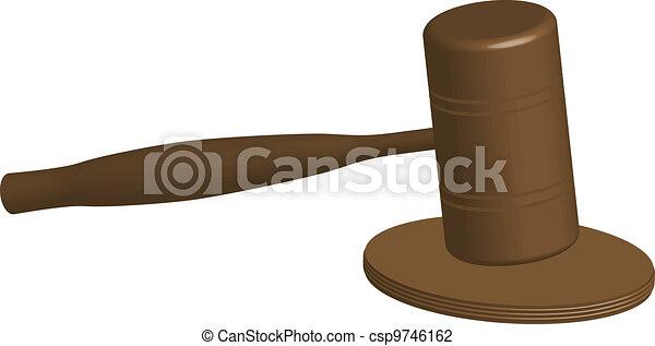 judge - csp9746162