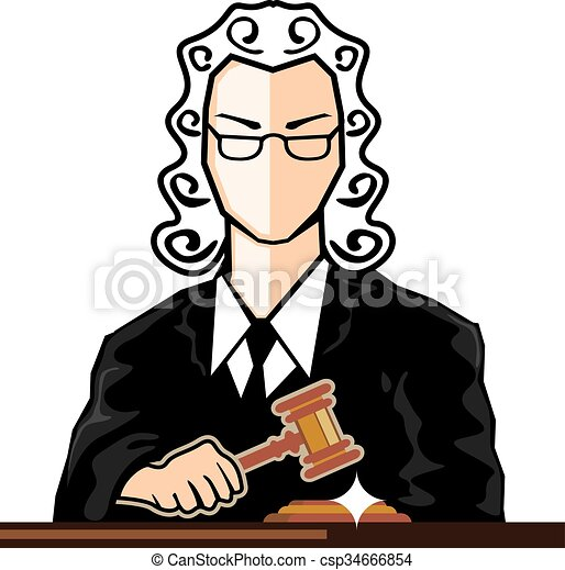judge vector persona clipart vector search illustration drawings rh canstockphoto com judge clip art free judge clipart gif