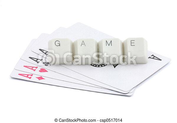 Juegos de cartas en línea - csp0517014