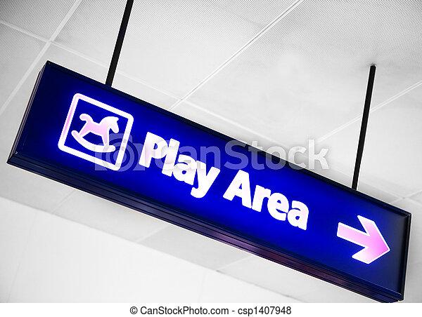 Área de juegos - csp1407948