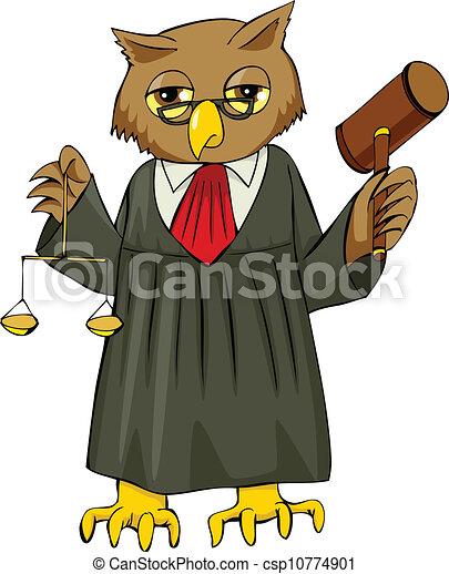Juez - csp10774901