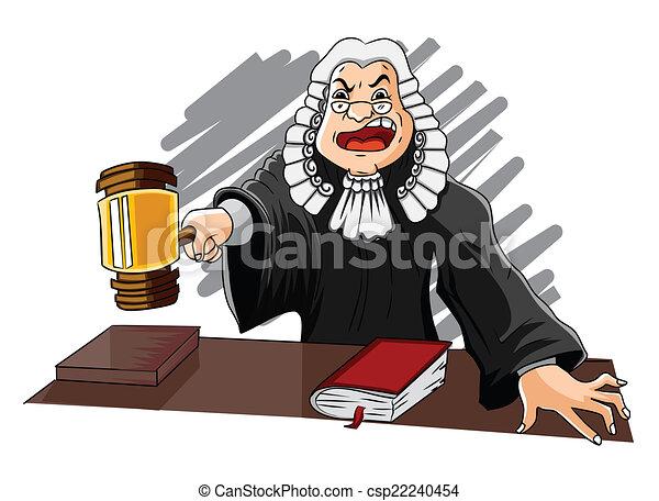 Juez - csp22240454