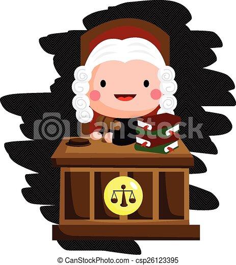 Juez - csp26123395