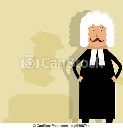 Juez - csp9496744