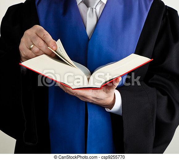 juge, code, tribunal - csp9255770