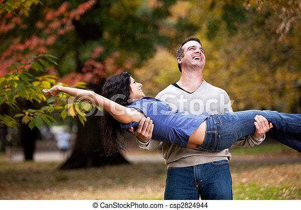Una relación saludable - csp2824944