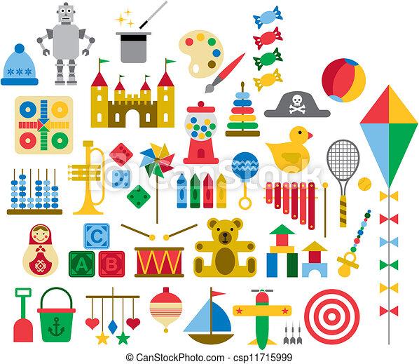 juguetes - csp11715999