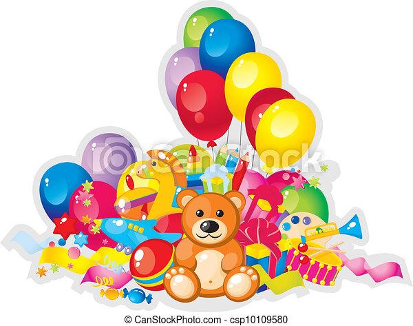 juguetes - csp10109580