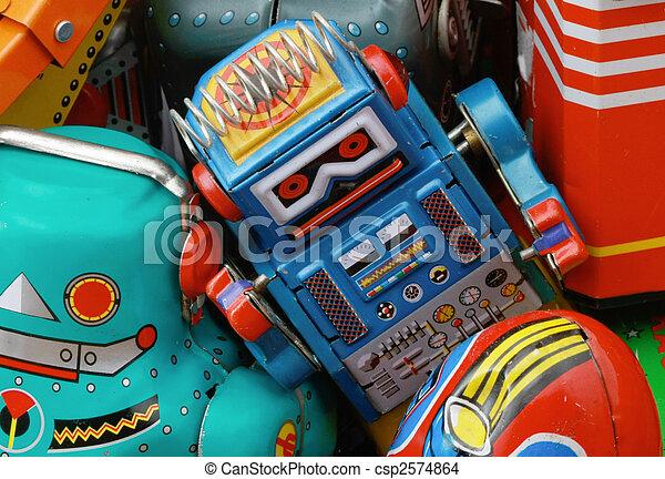 juguetes - csp2574864