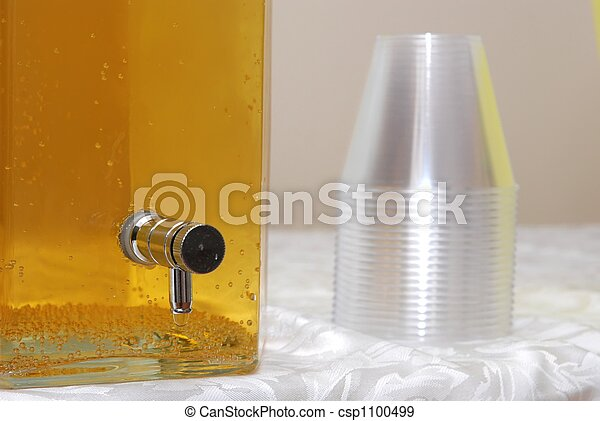 Juice and Cups - csp1100499