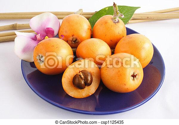 Juicy fruit - csp1125435