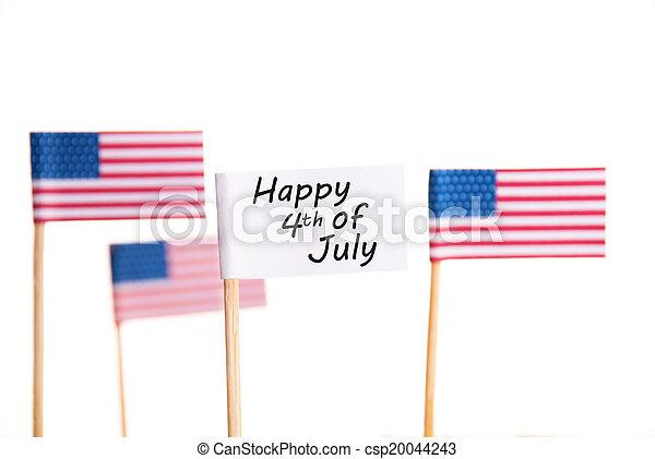 july 4, boldog - csp20044243