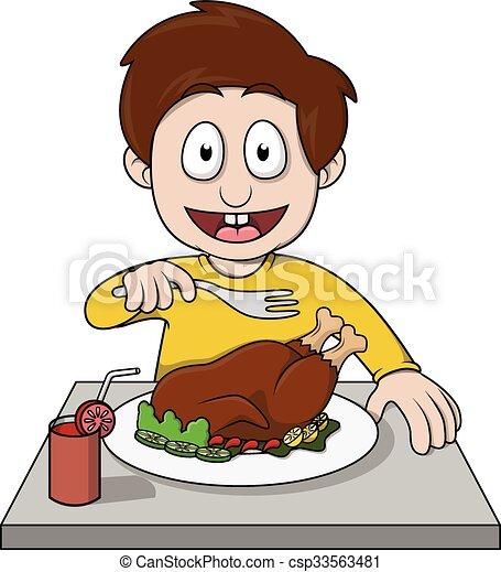 Karikatur Essen